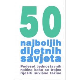 50 najboljih dijetnih savjeta (e-knjiga)