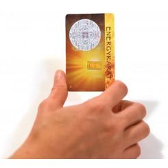Zlatna bioenergijska kartica (1 gram investicijskog zlata)