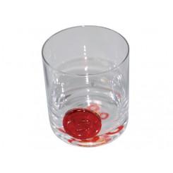 Informirana čaša - crvena